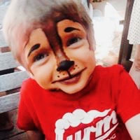 Paw Patrol Face Paint